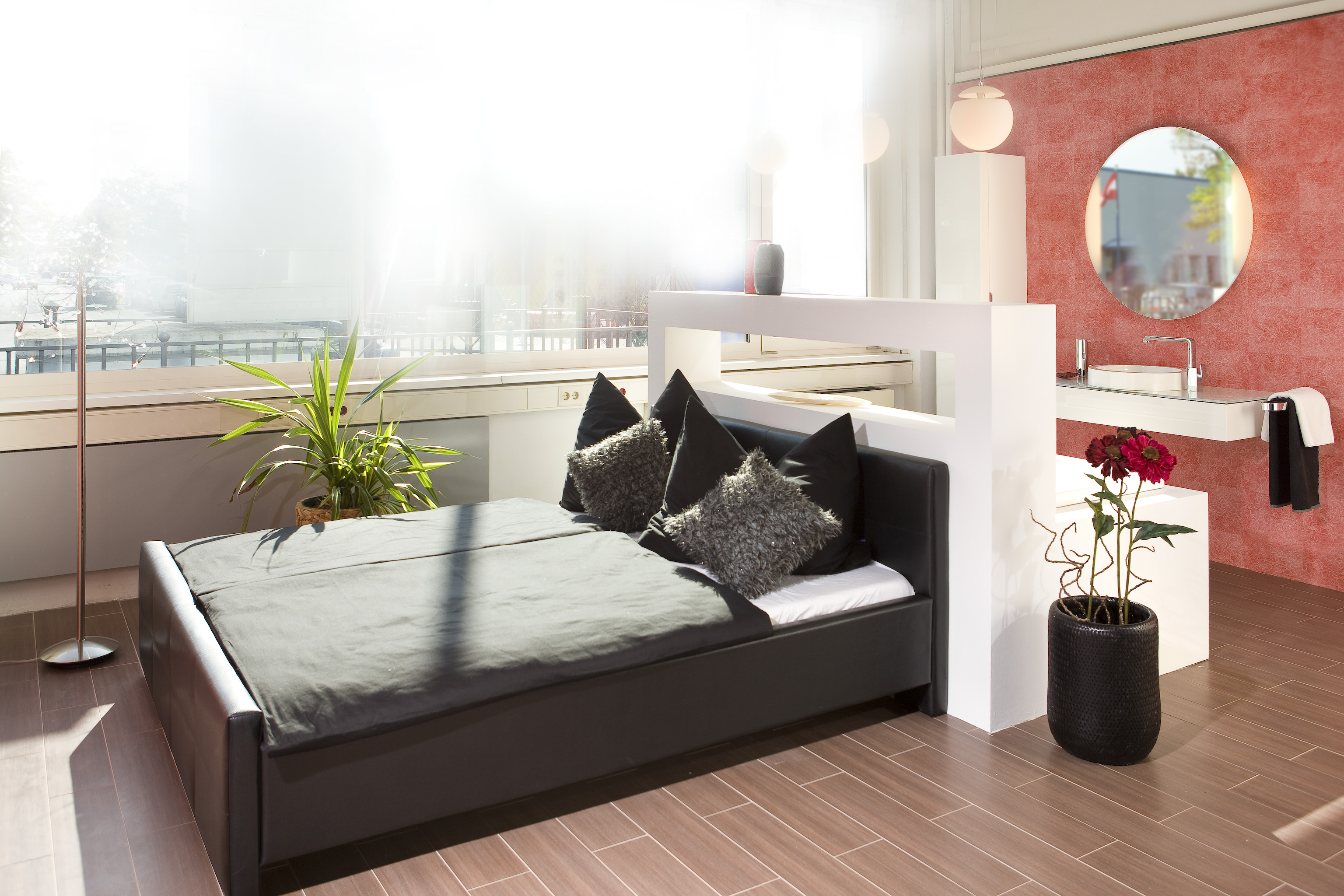 Ideen Zur Kombination Schlafzimmer Und Badezimmer Planungscoach