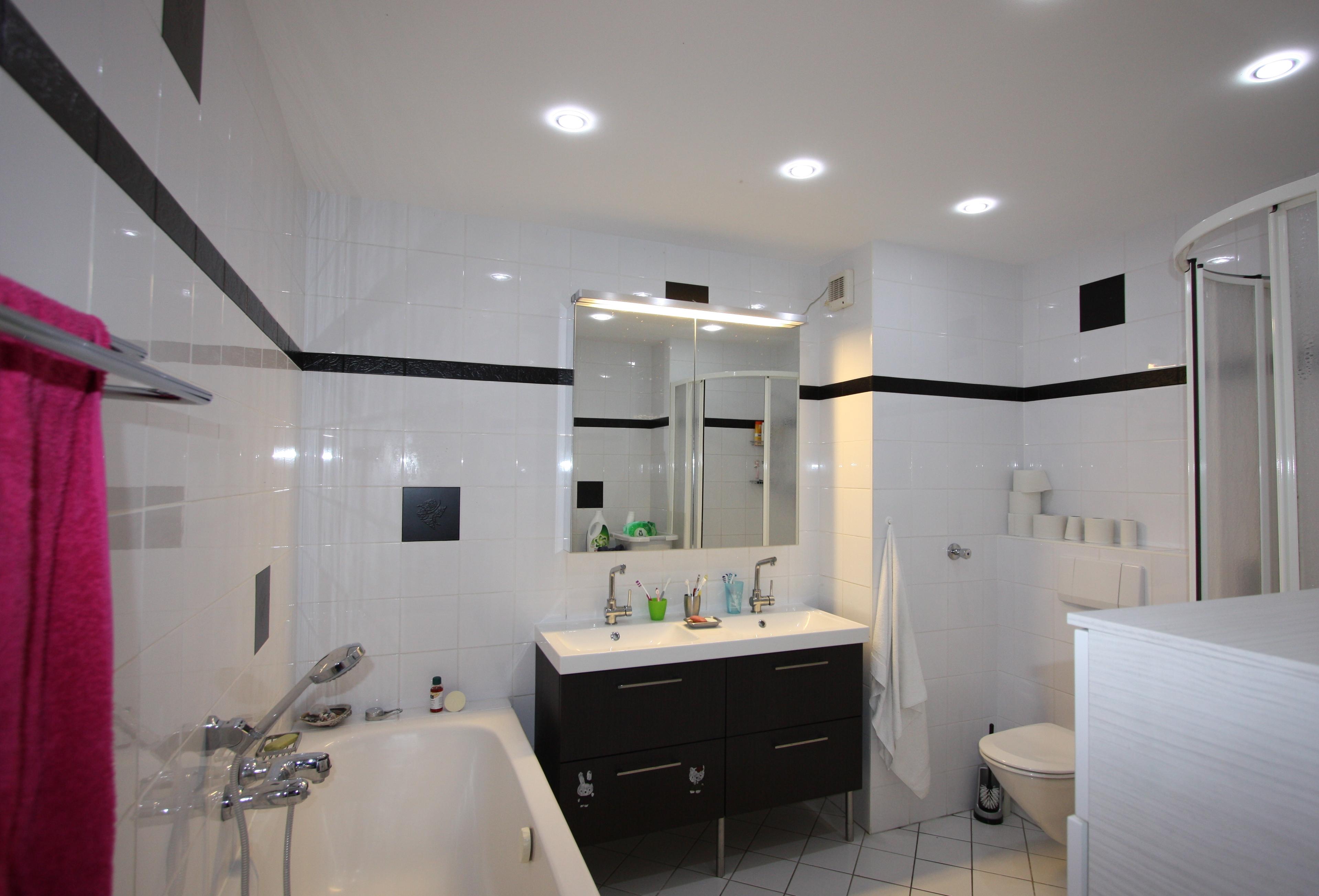 Nachher- Badezimmer