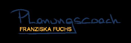 Planungscoach Franziska Fuchs