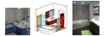 Badezimmerrenovierung alt-Skizze-neu2