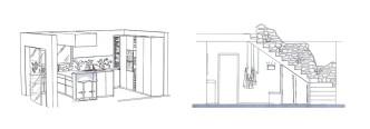 Raumkonzept Einfamilienhaus