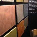 hochwertige Oberflächenveredelung mit Echtmetall