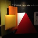 Akustikelemente in den verschiedensten Designs